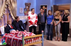 Fuller House Cast Chats With Jimmy Fallon As Donald Trump