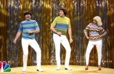 The Tight Pants Dance