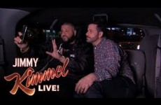 Jimmy Kimmel Learns How To Snapchat From DJ Khaled