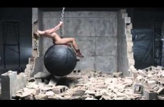 My Friend Replaced Miley Cyrus's Wrecking Ball Video With Sounds Of Her Own