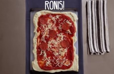 Pizzaroni Roly-Poly Pullaparts