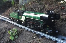 Epic Lego Train Track Will Take You For A Ride