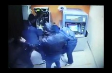 Most Brilliant ATM Robbery In 59 Sec CCTV Footage
