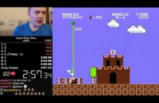 New World Record Super Mario Bros Beaten