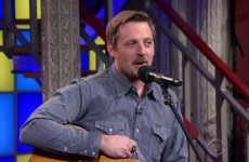 Sturgill Simpson And Stephen Colbert Write A Song About The Waffle House