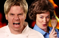 Gordon Ramsay VS Julia Child Epic Rap Battle