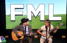 Jimmy Fallon And Keith Urban Sing Stories