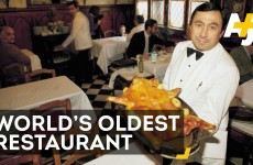The Oldest Restaurant In The World