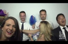 The Slow Motion Booth Wedding Guy Wins Life