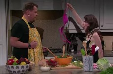 Anna Kendrick And James Corden Go Over Relationship