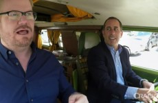 Comedians In Cars Getting Coffee Season 8 Trailer