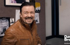 David Brent Life On The Road Trailer
