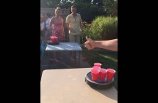 Roomba Beer Pong Is The Next Level