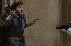 Behind The Scenes Of Rogue One