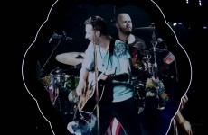 Johnny B. Goode With Coldplay And Michael J. Fox