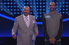 Snoop Dogg On Family Feud