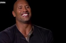 The Rock And Kevin Hart Interview