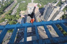 Crazy Russian Rooftopper
