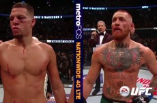 Conor McGregor And Nate Diaz Post-Fight Interviews