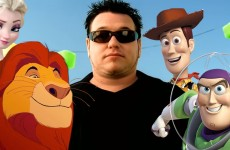 """Disney Characters Sing """"All Star"""" By Smash Mouth"""