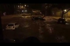 Severe Flooding In Ellicott City