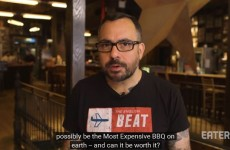 The Most Expensive Barbecue In The World