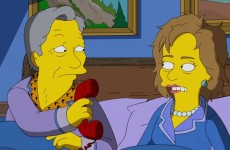 The Simpsons Choose Between Hillary And Trump