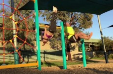 dad-tries-to-copy-daughters-gymnastic-moves