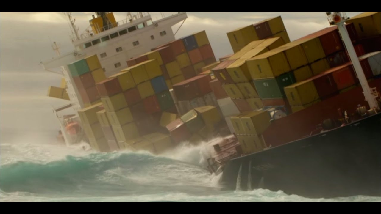 What Is Freight Shipping >> How Many Shipping Containers are Lost at Sea?