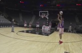 most-basketball-three-pointers-in-one-minute