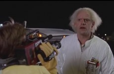 Back To The Future With Lots Of Added Blood