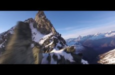 flying-your-drone-up-a-mountain-ridge