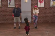 Kate Hudson & James Corden Dance After The Movements Of Toddlers