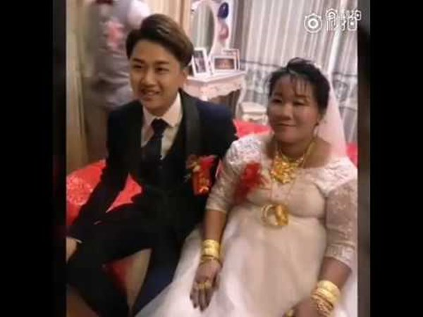 38-Year-Old Woman Spends $800,000 To Marry 23-Year-Old Man
