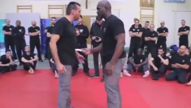 This Self Defense Instructor is so Fast If You Blink You'll Miss It