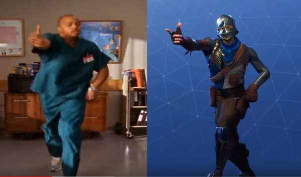 Fortnite Dance Moves Download Free 3d Model By Guest291830132