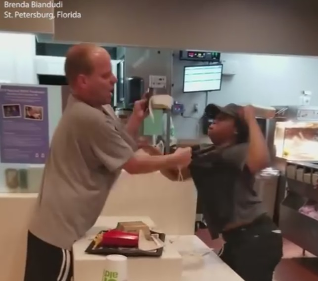 Florida Man Assaults a Female Cashier and Quickly Learns He Picked the Wrong One