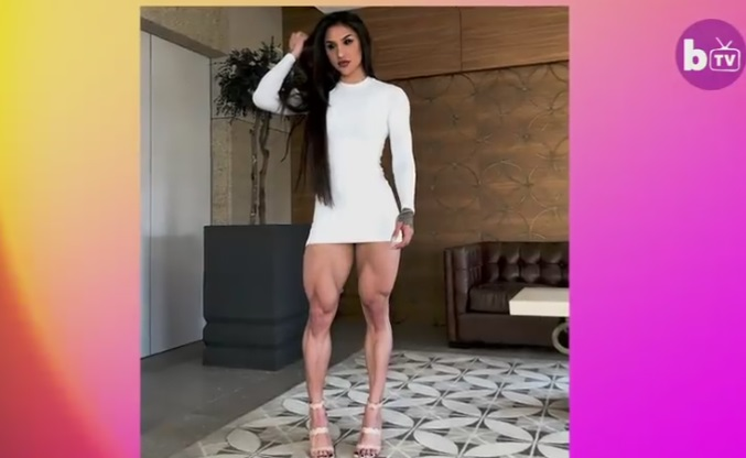 This Woman Is Addicted To Leg Day And It Shows…