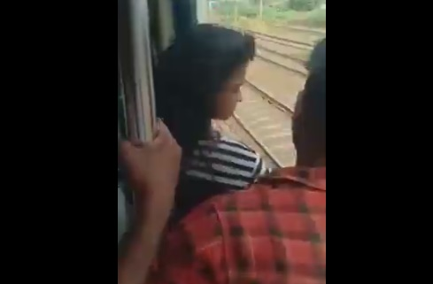 Woman Who Falls Off Speeding Train Nearly Loses Her Life