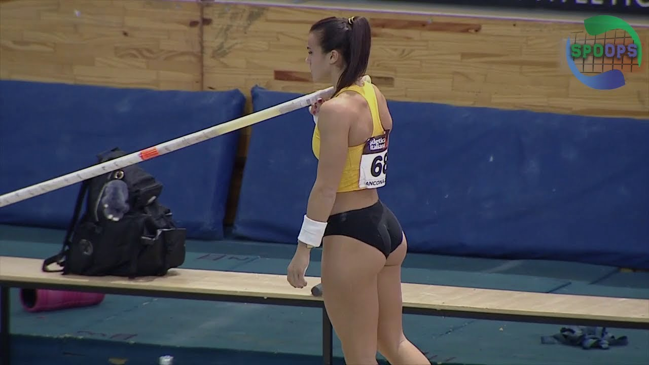 Italian Athletics Indoor 2019 Has Some Of The Hottest Contestants Ever!