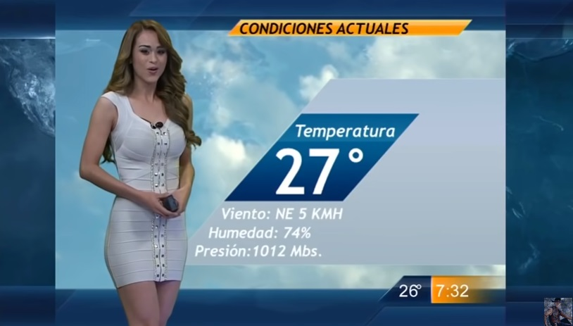 The Ozzy Man Reviews The Mexican Weather Channel That's Too Popular!