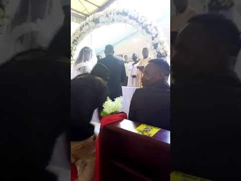 Wife Finds Husband Marrying Another Man, Crashes Wedding
