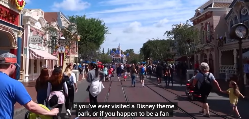 Here's How Disney Fools You With Forced Perspectives!