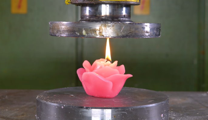 Here Are The Top 100 Hydraulic Press Crushes Ever!
